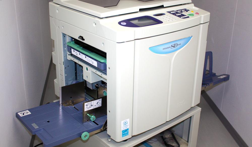 印刷機(輪転機)
